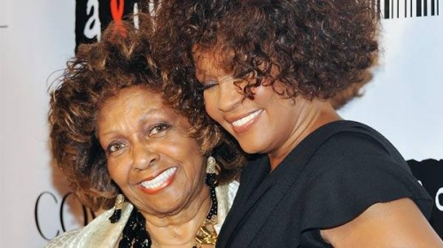 whitney houston cissy e1329776365888 A Powerful Read: Cissy Houston Writes Letter To Whitney