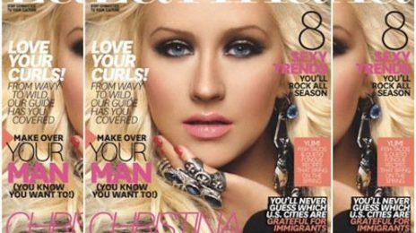 Christina Aguilera Covers 'Latina'; Talks Divorce & Drama