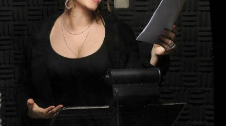 Hot Shot:  Mariah Carey Gets Animated For Fox