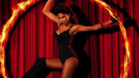 Behind the Scenes:  Nicole Scherzinger's Sizzling Vibe Shoot