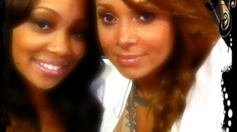 Hot Shots:  Monica & Tamia - The Real Basketball Wives