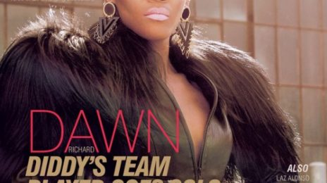 Hot Shot: Dawn Richard Does 'Diva' For Heed