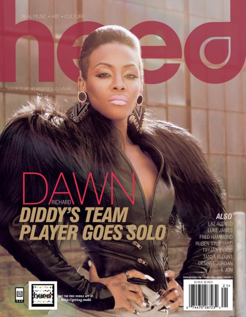 Dawn richard 22 e1332860232181 Hot Shot: Dawn Richard Does Diva For Heed