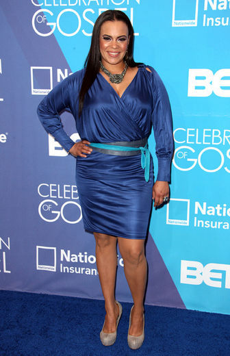 Faith BET Gospel Celebrat Hot Shots:  The Stars Pose & Praise At 2012 BET Celebration of Gospel