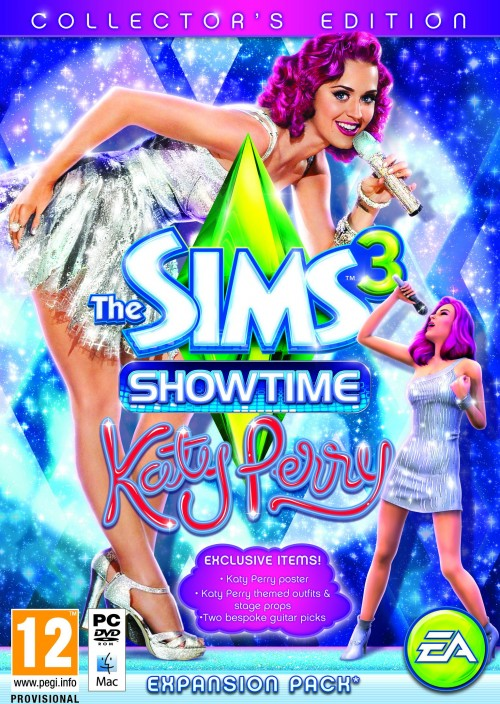 KP Packshot e1332770289733 Competition: Win The Sims 3 Showtime (Starring Katy Perry)!