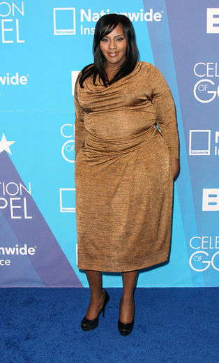 Kelly Price BET Hot Shots:  The Stars Pose & Praise At 2012 BET Celebration of Gospel