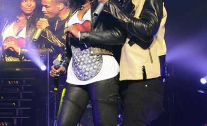 Watch: Kelly Rowland & Trey Songz Perform 'Motivation' At 'Anticipation 2 Tour'