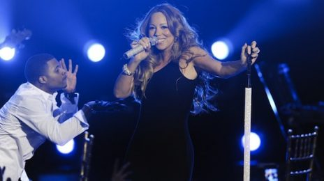 Mariah Carey's Voice Makes A Comeback Performing 'I'll Be There'