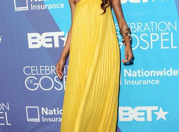 Hot Shots:  The Stars Pose & Praise At 2012 BET Celebration of Gospel