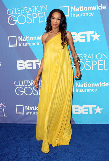 Michelle Williams BET Hot Shots:  The Stars Pose & Praise At 2012 BET Celebration of Gospel