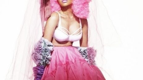 Nicki Minaj Soars On UK Charts/Set To Break New Record