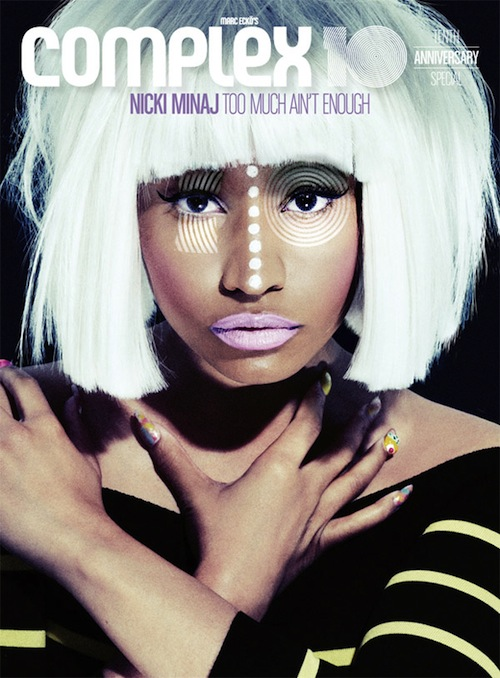 Nicki Cover1 Hot Shots: Nicki Minaj Covers Complex Magazine