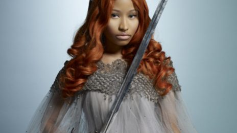 Nicki Minaj Sets New Female Rap Record