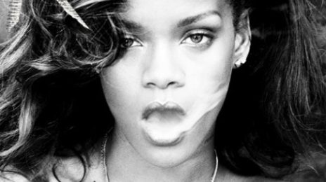 Rihanna Shoots 'Where Have You Been' Video