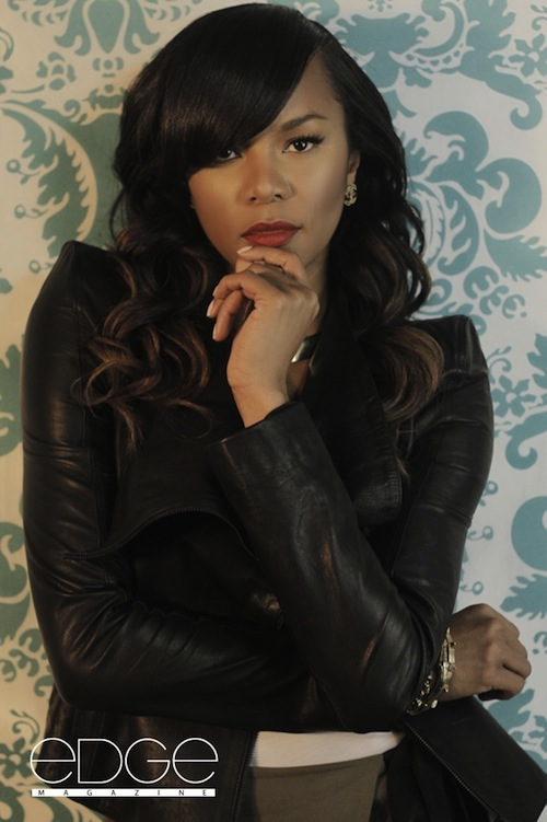 Toya Edge3 LeToya Luckett Covers Edge Magazine; Reveals Third Album Title