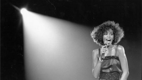 Whitney Houston Set To Break Own 'Albums' Record Next Week