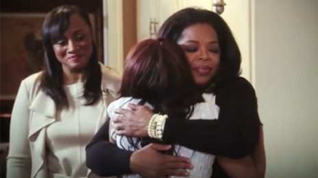Watch: The Houstons Sit down With Oprah (Updated)