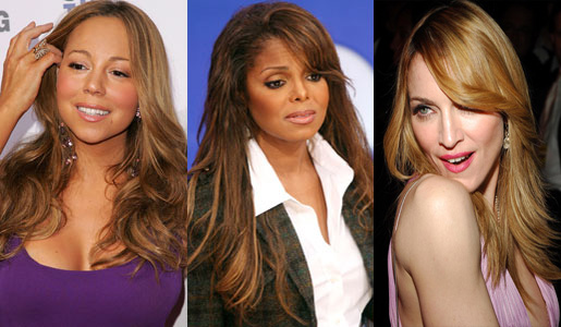 aging divas Former Glory Vs. Future Gain:  The Plight of the (Aging) Pop Queen