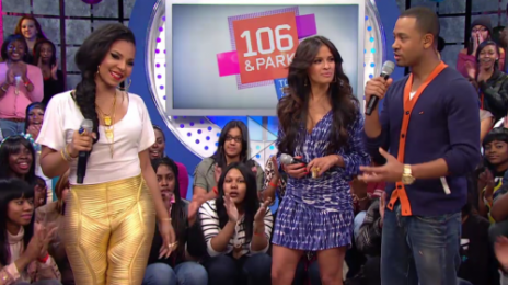Ashanti Visits 106 & Park; Reveals Duets With R. Kelly & Keyshia Cole