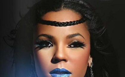 Hot Shot: Ashanti Unwraps 'Braveheart' Album Cover