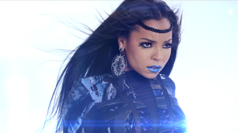 New Video: Ashanti - 'The Woman You Love'