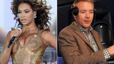 "Diplo: ""I'm Not Excited By My Song With Beyonce"""