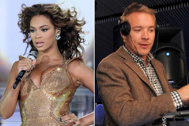 beyonce diplo Diplo: Im Not Excited By My Song With Beyonce