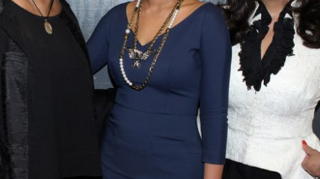 Hot Shots:  Beyonce and Moms Raise Funds For Obama