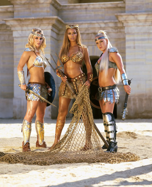 britney beyonce pink From The Vault: Beyonce, Britney Spears & Pink   Pepsi We Will Rock You Commercial