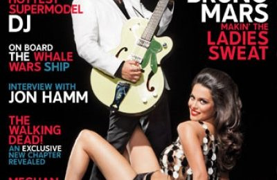 Hot Shots: Bruno Mars Covers 'Playboy'