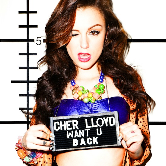 cher lloyd want u back Cher Lloyd Announces Debut US Single; Shoots Video