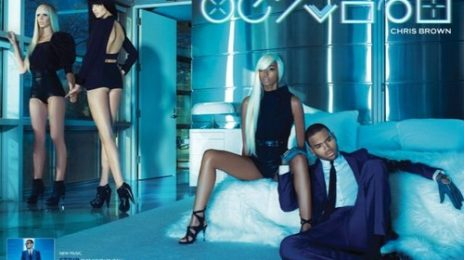 Hot Shot: Chris Brown Unveils New 'Fortune' Promo