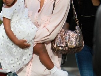 Hot Shots: Christina Milian Celebrates Toddler's B'day Bash