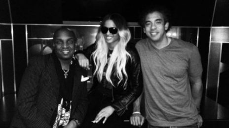 Hot Shot: Ciara Hits The Studio With The Underdogs