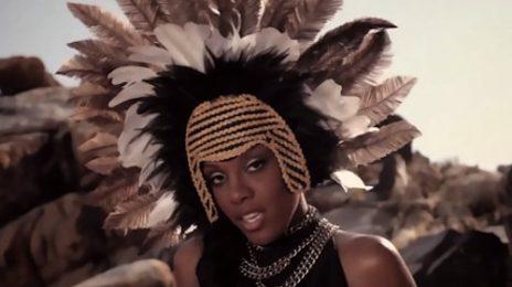 Behind The Scenes: Dawn Richard - 'Bombs' Music Video