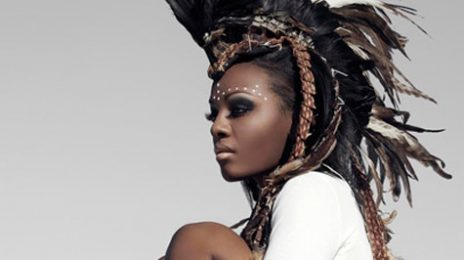 New Song: Dawn Richard - 'Bombs'