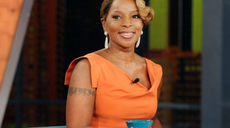 Mary J. Blige Drops By 'The View', Talks Whitney Houston & More
