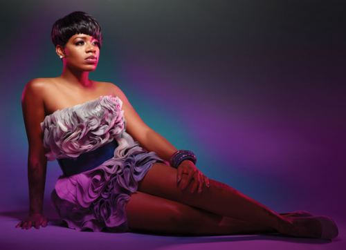 fantasia kandi Watch: Fantasia Begins Work On New Album