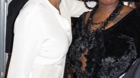 Hot Shots: Fantasia Hits The Club With...NeNe Leakes
