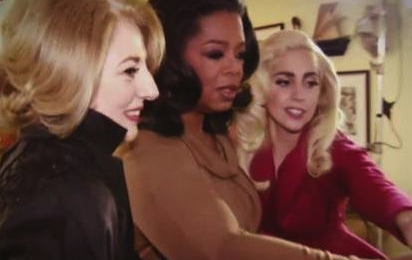Sneak Peek: Lady GaGa & Mother Talk To Oprah