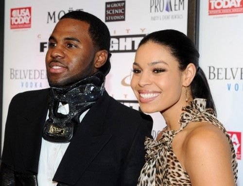 Jason Derulo couple