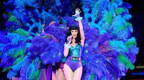 Katy Perry Readies 3D Concert Movie