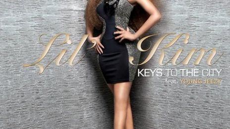 Hot Shot: Lil Kim Unveils 'Keys To The City' Cover