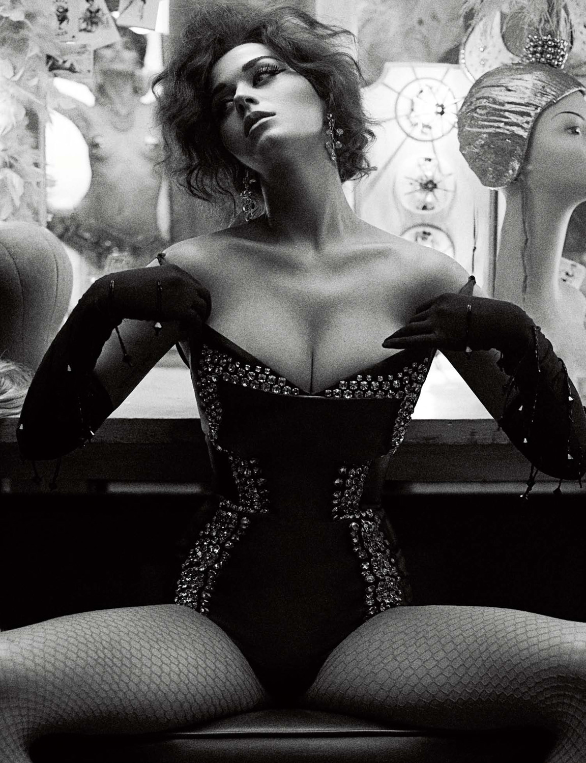 kperryinte2rview Hot Shots:  Katy Perry Poses It Up For Interview Magazine