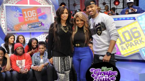 Lil Kim Hits Out At BET's Rocsi (Updated With Video)