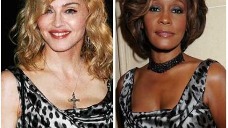 Madonna on Whitney Houston:  'I Wish I Could Sing Like That'