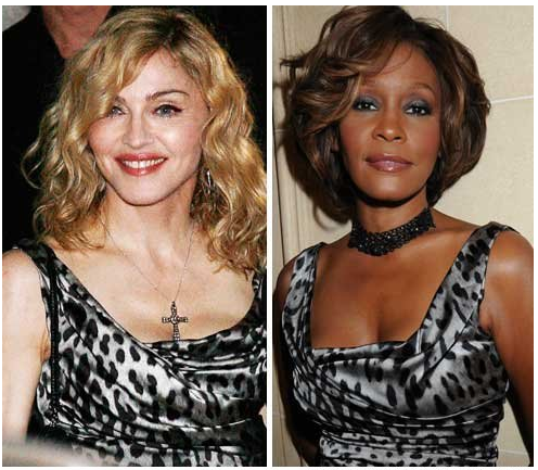 madgewhit Madonna on Whitney Houston:  I Wish I Could Sing Like That