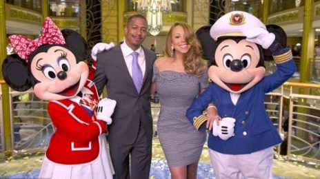 Hot Shots: Mariah Carey & Nick Cannon's Disney 'Fantasy'
