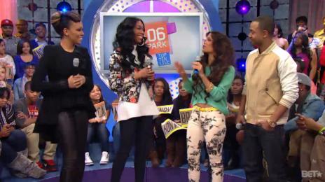 Watch:  Brandy & Monica Take Over '106 & Park'