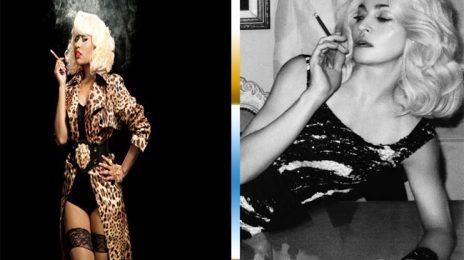 Nicki Minaj Joins Madonna For New 'MDNA' Track?